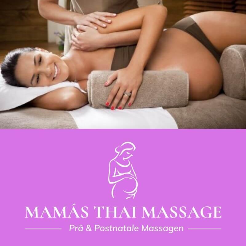 Pränatale Thai Massage