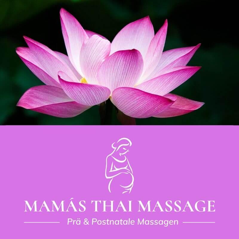 """Geschenkkarte """"Mutterschaft Lotus"""""""